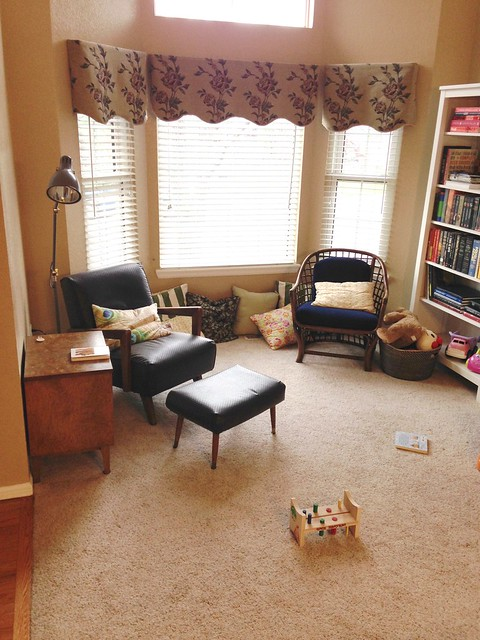 Playroom Two Chairs