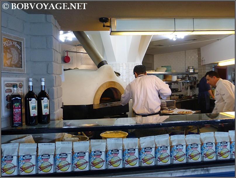 המטבח ב- איטליאנו דלה קוסטה