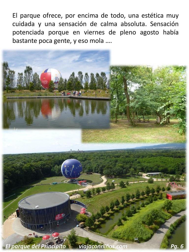 El parque del Principito