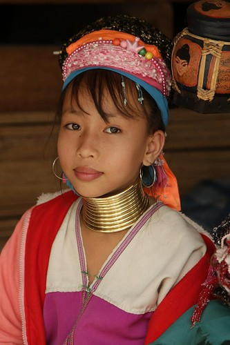 Baan Tong Luang, a Hill Tribe cultural preservation village near Chiang Mai | by Traveloscopy