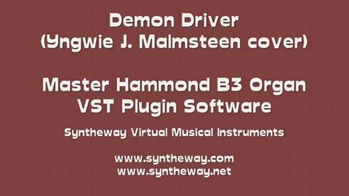 Hammond b3 organ vst