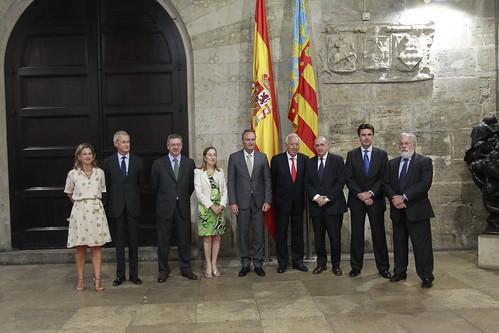 El ministro del interior jorge fern ndez d az ha asistid for Ministerio del interior espana