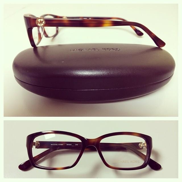 Michael kors mk842 opthalmic eyeglasses wing eyecare for Wing eyecare
