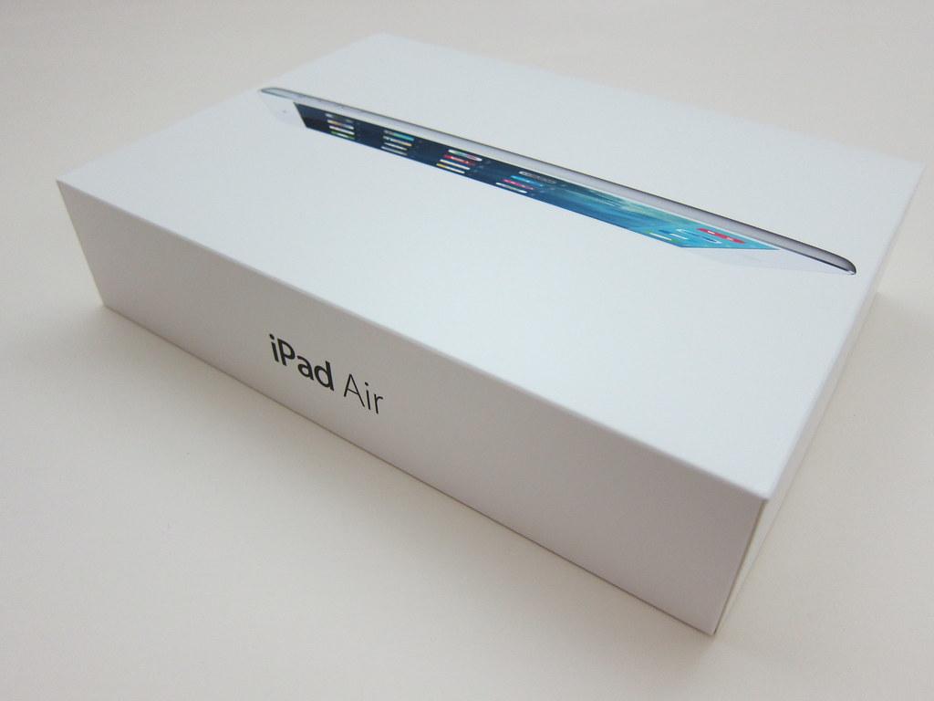 Apple Ipad Air Box Apple Ipad Air Box | by
