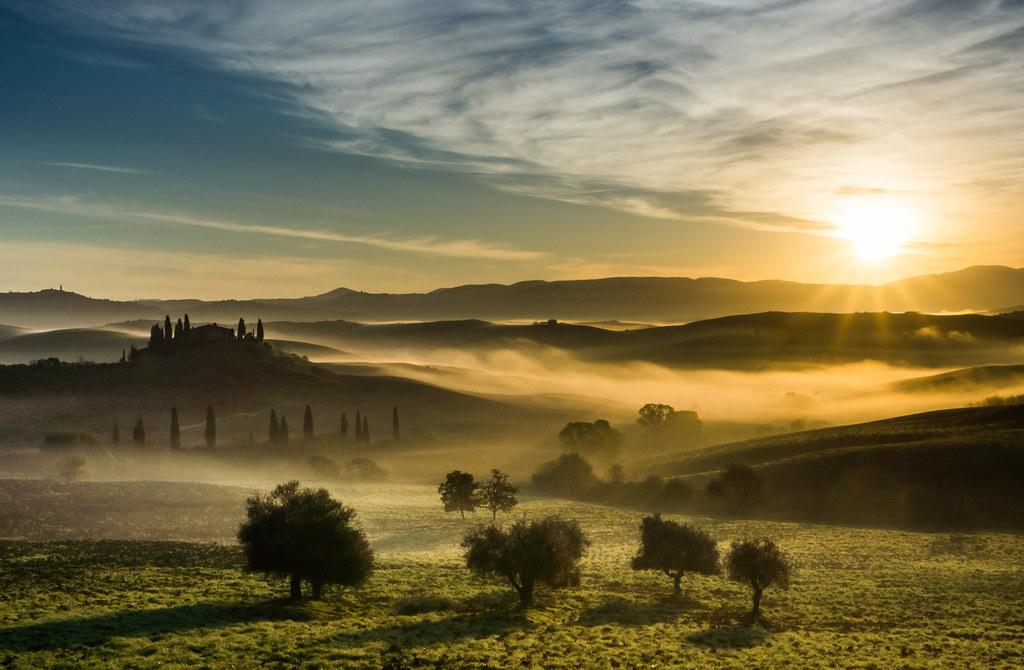 Möteslokaler I Toscana