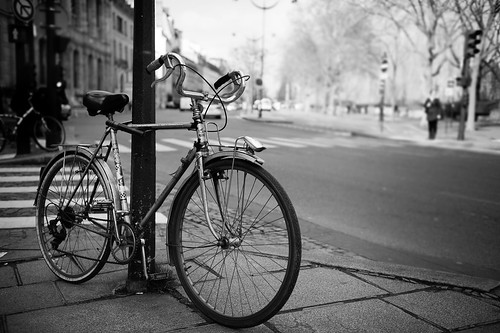Parisian Bicycle | by Dusty J