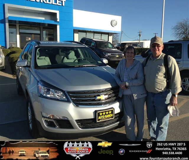 congratulations to walter schlabs on your chevrolet traverse purchase from dewayne aylor at. Black Bedroom Furniture Sets. Home Design Ideas