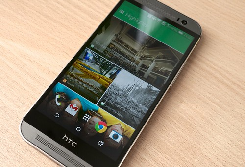 HTC One (M8) | by Janitors