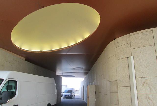 Dockside Building, Leixões