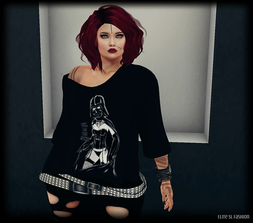 Look No. 65 // My Inner Darkside | by Chloe @ Elite SL Fashion
