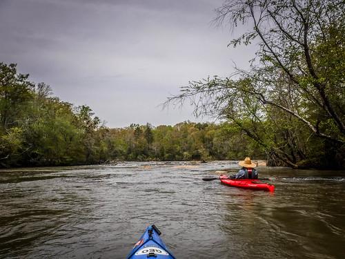 Saluda River at Pelzer-85