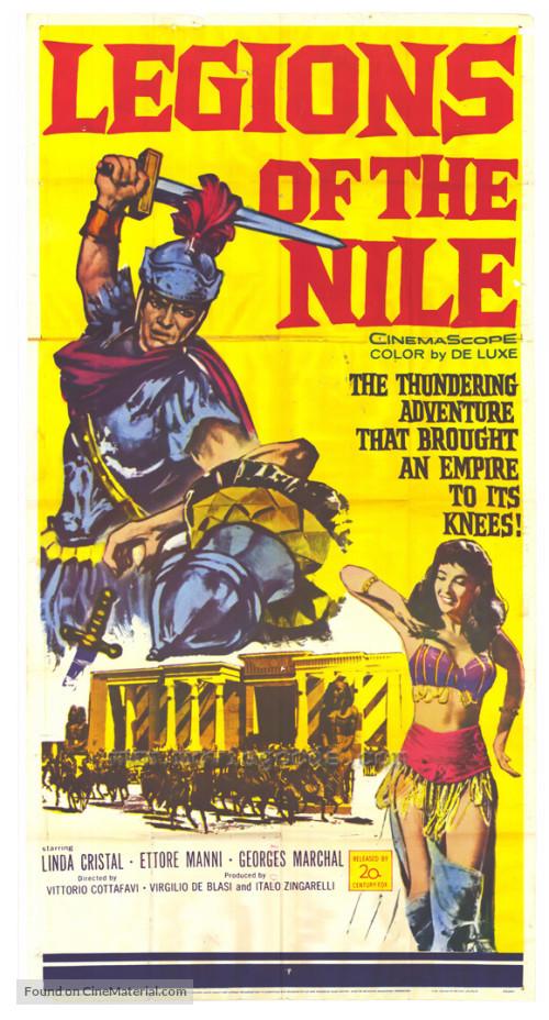 Le Legioni di Cleopatra - Poster 5