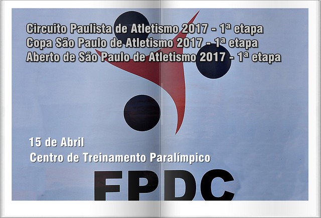 Circuito de Atletismo da FPDC 2017