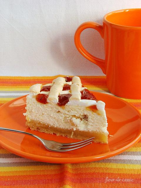 творожный пирог а-ля Ракоци 2
