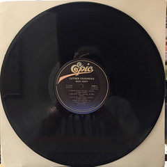 LUTHER VANDROSS:BUSY BODY(RECORD SIDE-A)
