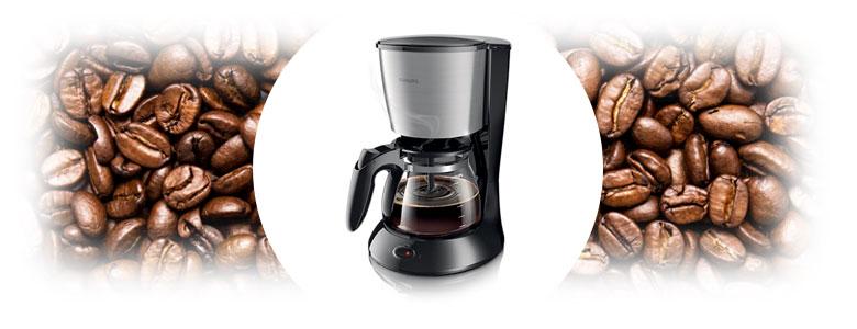 Consigli sul caffè americano con orziere