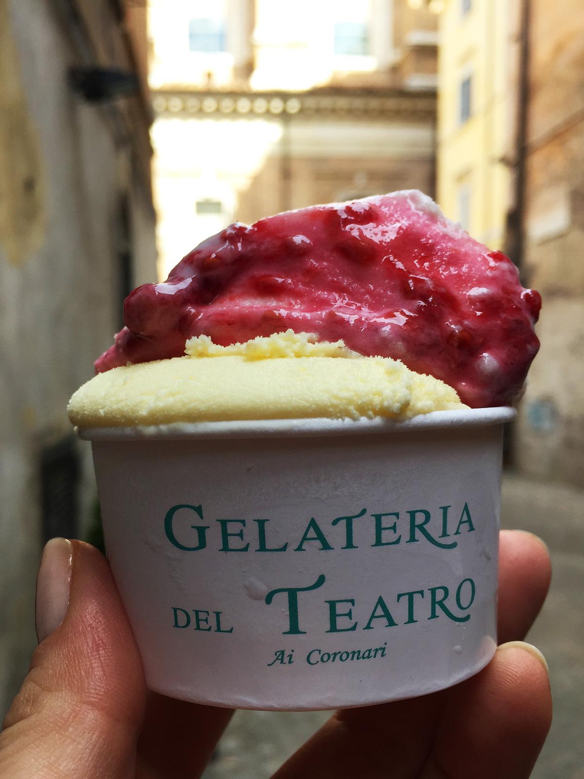 Rooma gelato