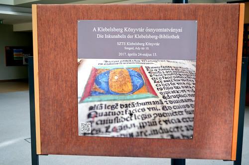 Klebelsberg Könyvtár ősnyomtatványai