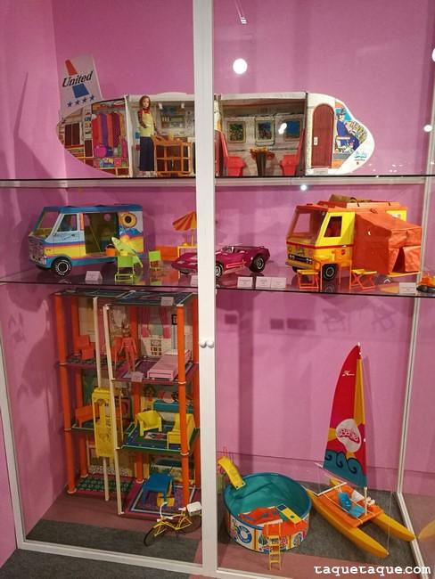 Avión, Motor Home, Piscina, Casa y otros accesorios
