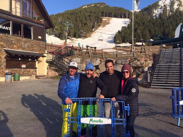 Hablamos de esquí team