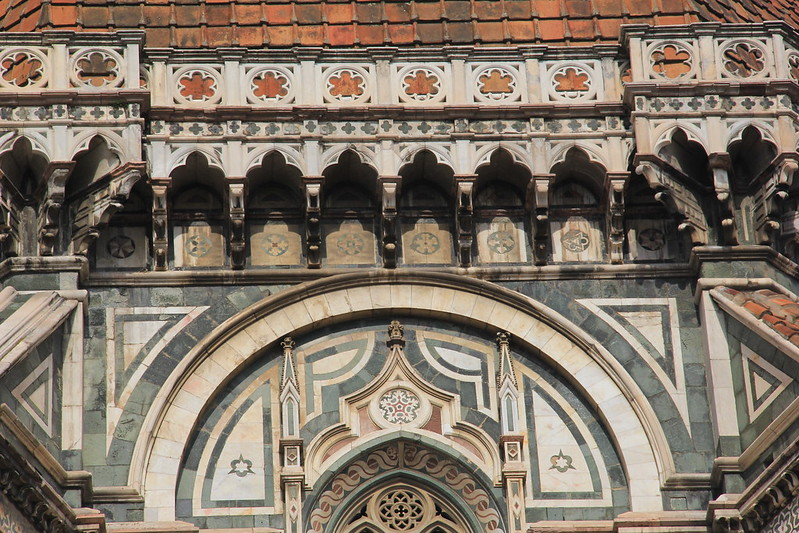 The exterior of Florence's Duomo