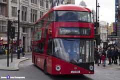 Wrightbus NRM NBFL - LTZ 1053 - LT53 - Liverpool Street 11 - Go Ahead London - London 2017 - Steven Gray - IMG_8695