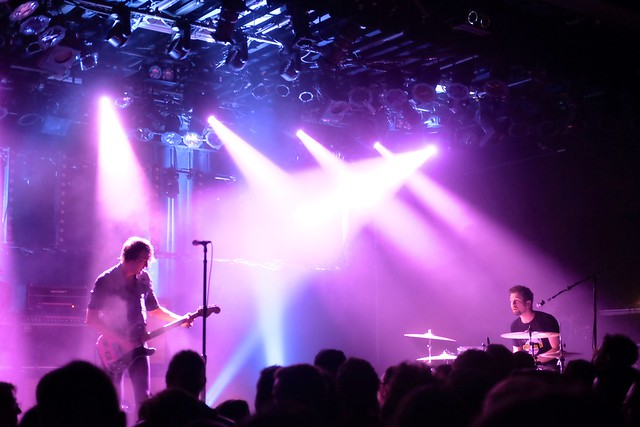 Japandroids | Commodore Ballroom @ Granville Street, Vancouver