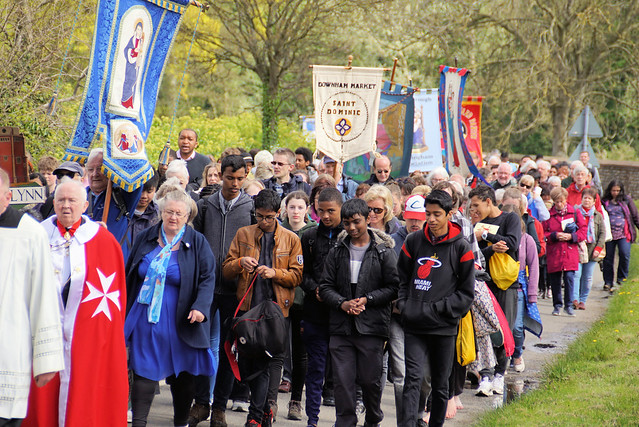 Diocese of East Anglia Walsingham Pilgrimage May17