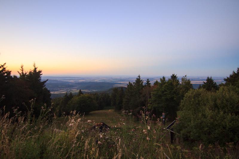 Thüringer Wald Rennsteig Bloggeraktion Heimatverliebt Deutsche Wälder