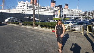 Susan at the Queen Mary | by susanmiller64