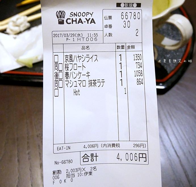 53 日本京都 錦市場 史努比茶屋 スヌーピー茶屋