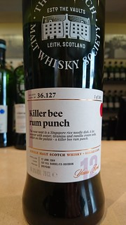 SMWS 36.127 - Killer bee rum punch