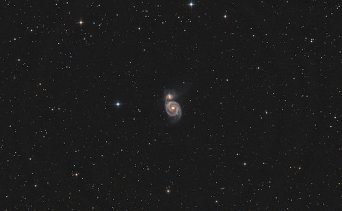 M51 Whirpool (Galaxy)