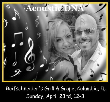 Acoustic DNA 4-23-17
