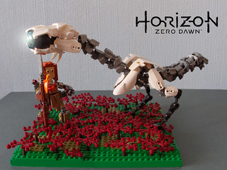 Horizon Zero Dawn | by crises_crs