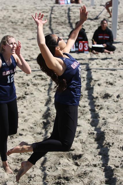 Gavilan College Beach Volleyball vs Cabrillo College & Foothill College