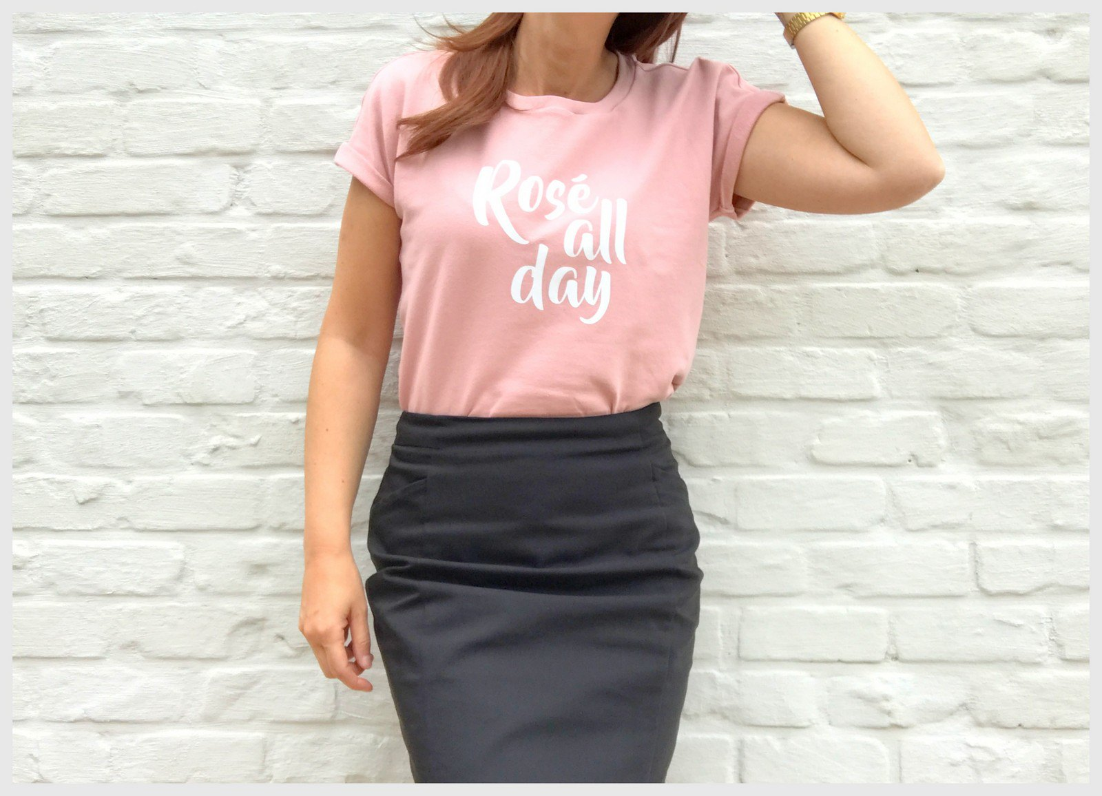 rosé all day shirt 2