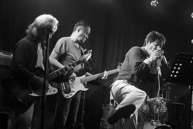 East Blues Jam at 御苑サウンド, Tokyo, 21 Apr 2017 -00212