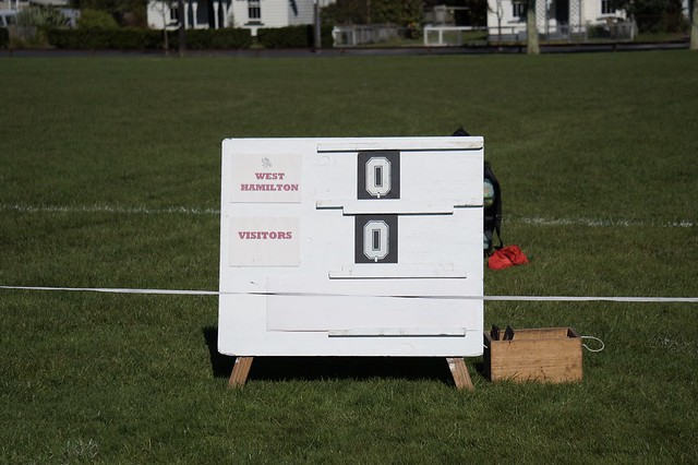 Chatham Cup: West Hamilton Utd v HNK Auckland Croatia