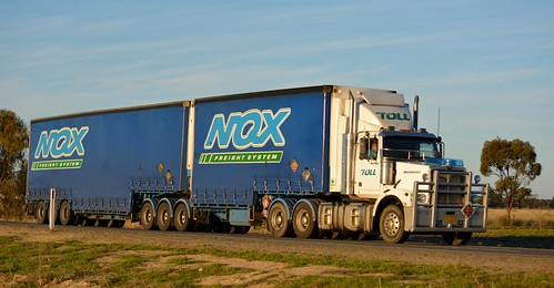 TOLL NQX | by quarterdeck888