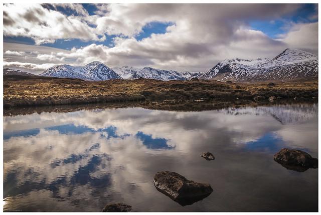 cairngorm mountain range
