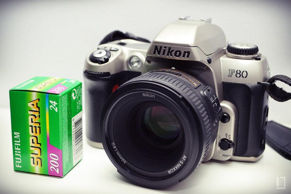 nikon f80 amp fujifilm superia 200 soon starting to shoot