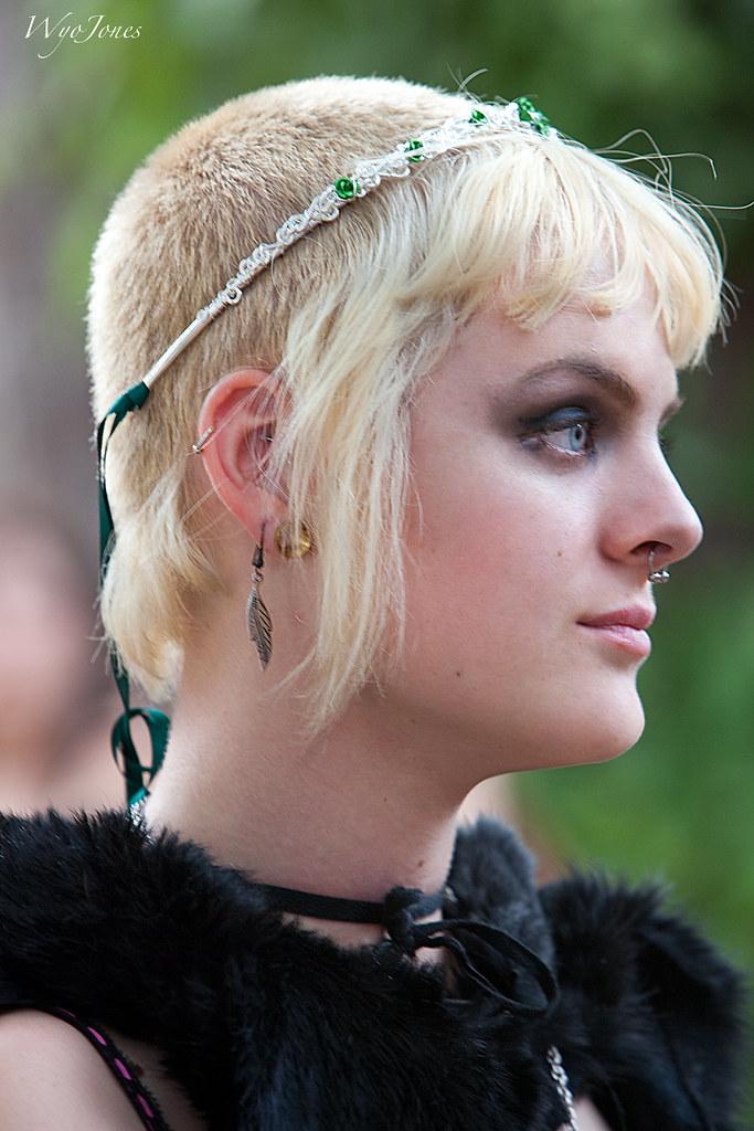 Chelsea Hair Syle | A Barbarian Princess at the 2012 Texas ...