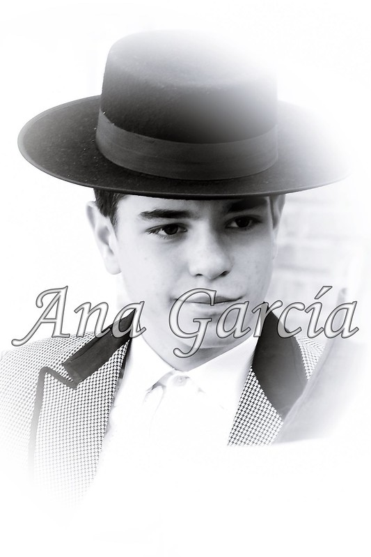 Ángel Moreno retrato