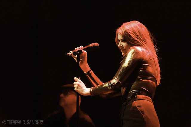Nouvelle Vague Perform at the Howard Theatre, Washington, D.C. 3/21/17