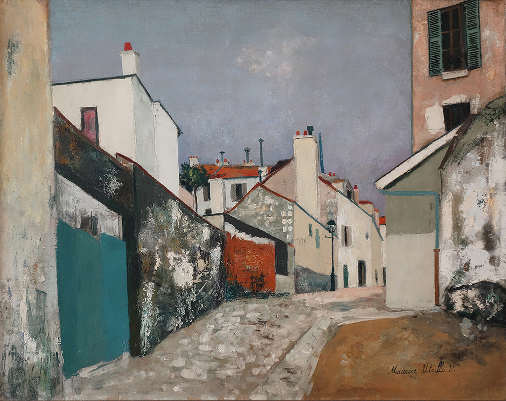 Under One Sky 56_Utrillo