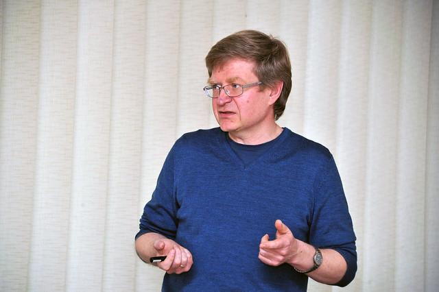Prof dr. E. Urniežiaus paskaita LEI