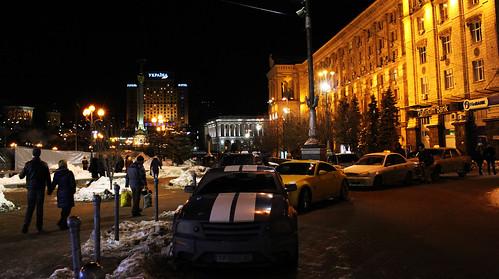 Kiev Streets V