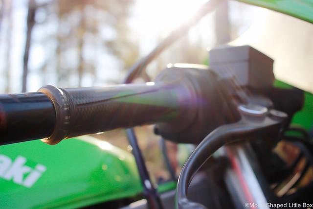 MoottoripyöräilyHarrastuksenaMoottoripyöräKyykkyKawasakiNinja-4