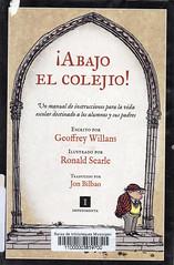 Geoffrey Willans, Abajo el colejio